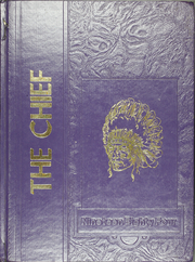 1984 Edition, Anacoco High School - Chief Yearbook (Anacoco, LA)