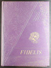 Page 1, 1972 Edition, Logansport High School - Fidelis Yearbook (Logansport, LA) online yearbook collection
