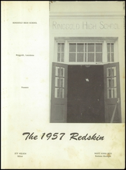Page 5, 1957 Edition, Ringgold High School - Redskin Yearbook (Ringgold, LA) online yearbook collection
