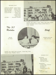 Page 9, 1957 Edition, Ringgold High School - Redskin Yearbook (Ringgold, LA) online yearbook collection