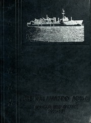 Page 1, 1982 Edition, Kalamazoo (AOR 6) - Naval Cruise Book online yearbook collection