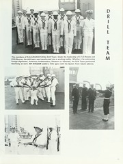 Page 17, 1982 Edition, Kalamazoo (AOR 6) - Naval Cruise Book online yearbook collection
