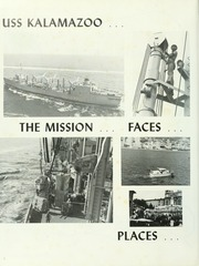 Page 6, 1982 Edition, Kalamazoo (AOR 6) - Naval Cruise Book online yearbook collection