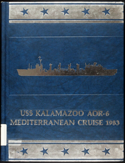 1983 Edition, Kalamazoo (AOR 6) - Naval Cruise Book