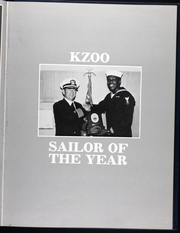 Page 13, 1983 Edition, Kalamazoo (AOR 6) - Naval Cruise Book online yearbook collection