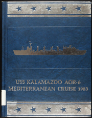 Page 2, 1983 Edition, Kalamazoo (AOR 6) - Naval Cruise Book online yearbook collection