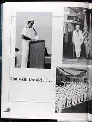 Page 7, 1994 Edition, Kalamazoo (AOR 6) - Naval Cruise Book online yearbook collection