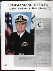 Page 9, 1994 Edition, Kalamazoo (AOR 6) - Naval Cruise Book online yearbook collection