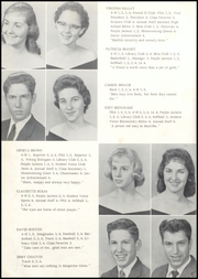Page 16, 1960 Edition, Port Sulphur High School - Roundup Yearbook (Port Sulphur, LA) online yearbook collection