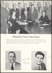 Page 9, 1960 Edition, Port Sulphur High School - Roundup Yearbook (Port Sulphur, LA) online yearbook collection