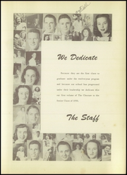 Page 11, 1950 Edition, Coushatta High School - Choctaw Yearbook (Coushatta, LA) online yearbook collection