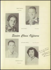Page 17, 1950 Edition, Coushatta High School - Choctaw Yearbook (Coushatta, LA) online yearbook collection