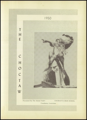Page 7, 1950 Edition, Coushatta High School - Choctaw Yearbook (Coushatta, LA) online yearbook collection
