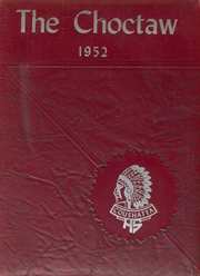 Page 1, 1952 Edition, Coushatta High School - Choctaw Yearbook (Coushatta, LA) online yearbook collection
