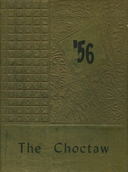 1956 Edition, Coushatta High School - Choctaw Yearbook (Coushatta, LA)