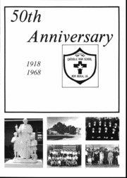 Catholic High School - Panther Yearbook (New Iberia, LA) online yearbook collection, 1968 Edition, Page 9