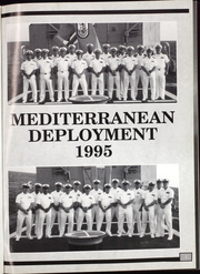 Page 6, 1995 Edition, Kauffman (FFG 59) - Naval Cruise Book online yearbook collection