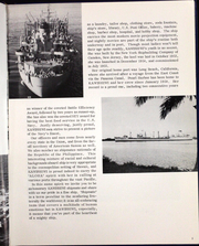 Page 10, 1966 Edition, Kawishiwi (AO 146) - Naval Cruise Book online yearbook collection