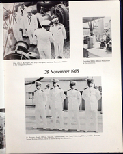 Page 16, 1966 Edition, Kawishiwi (AO 146) - Naval Cruise Book online yearbook collection