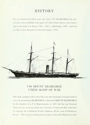 Page 8, 1964 Edition, Kearsarge (CVS 33) - Naval Cruise Book online yearbook collection