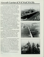 Page 14, 1993 Edition, Kearsarge (CVS 33) - Naval Cruise Book online yearbook collection