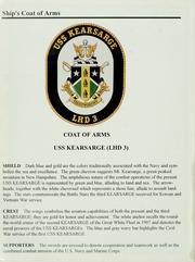 Page 8, 1993 Edition, Kearsarge (CVS 33) - Naval Cruise Book online yearbook collection