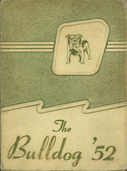 Page 1, 1952 Edition, Crowville High School - Bulldog Yearbook (Crowville, LA) online yearbook collection