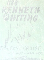 Page 5, 1958 Edition, Kenneth Whiting (AV 14) - Naval Cruise Book online yearbook collection