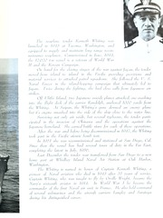 Page 9, 1958 Edition, Kenneth Whiting (AV 14) - Naval Cruise Book online yearbook collection