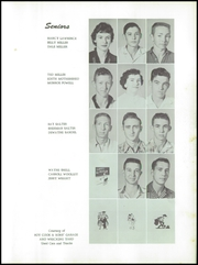 Page 11, 1958 Edition, Florien High School - Black Cat Yearbook (Florien, LA) online yearbook collection