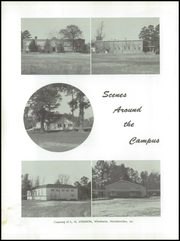 Page 6, 1958 Edition, Florien High School - Black Cat Yearbook (Florien, LA) online yearbook collection