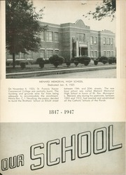 Page 11, 1947 Edition, Menard Memorial High School - Menardian Yearbook (Alexandria, LA) online yearbook collection