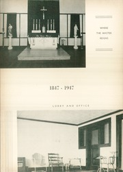 Page 14, 1947 Edition, Menard Memorial High School - Menardian Yearbook (Alexandria, LA) online yearbook collection