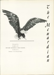 Page 5, 1959 Edition, Menard Memorial High School - Menardian Yearbook (Alexandria, LA) online yearbook collection