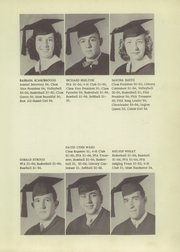 Page 11, 1955 Edition, Montgomery High School - Tiger Yearbook (Montgomery, LA) online yearbook collection