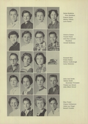 Page 14, 1955 Edition, Montgomery High School - Tiger Yearbook (Montgomery, LA) online yearbook collection