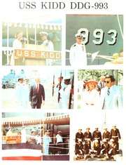 Page 8, 1983 Edition, Kidd (DDG 993) - Naval Cruise Book online yearbook collection
