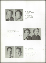 Page 14, 1955 Edition, Bernice High School - Blazer Yearbook (Bernice, LA) online yearbook collection