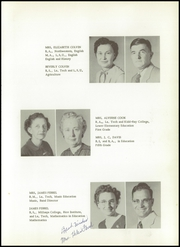 Page 15, 1955 Edition, Bernice High School - Blazer Yearbook (Bernice, LA) online yearbook collection