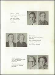 Page 17, 1955 Edition, Bernice High School - Blazer Yearbook (Bernice, LA) online yearbook collection