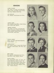 Page 15, 1957 Edition, Bernice High School - Blazer Yearbook (Bernice, LA) online yearbook collection