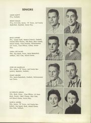 Page 17, 1957 Edition, Bernice High School - Blazer Yearbook (Bernice, LA) online yearbook collection
