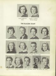 Page 7, 1957 Edition, Bernice High School - Blazer Yearbook (Bernice, LA) online yearbook collection