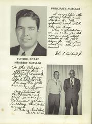 Page 9, 1957 Edition, Bernice High School - Blazer Yearbook (Bernice, LA) online yearbook collection