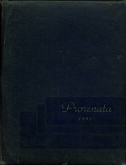 1951 Edition, Quitman High School - Prorenata Yearbook (Quitman, LA)
