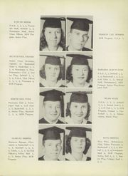 Page 17, 1951 Edition, Quitman High School - Prorenata Yearbook (Quitman, LA) online yearbook collection