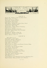 Page 15, 1923 Edition, Santa Ana Junior College - Del Ano Yearbook (Santa Ana, CA) online yearbook collection