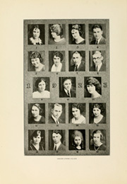 Page 16, 1923 Edition, Santa Ana Junior College - Del Ano Yearbook (Santa Ana, CA) online yearbook collection
