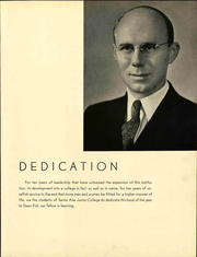 Page 15, 1935 Edition, Santa Ana Junior College - Del Ano Yearbook (Santa Ana, CA) online yearbook collection
