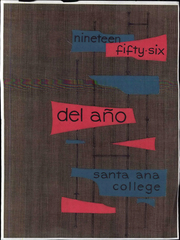Page 1, 1956 Edition, Santa Ana Junior College - Del Ano Yearbook (Santa Ana, CA) online yearbook collection